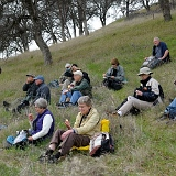 Lunch break on Friday Bird Walk &copy; 2010 Dave McMullen